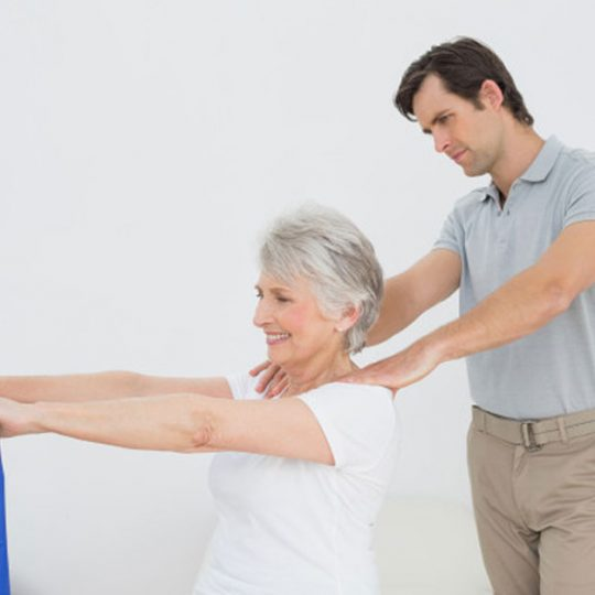 Senior Exercise Classes gallery in Boyne Island